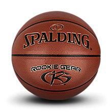 SPALDING官方旗舰店新款RookieGear室内外PU篮球74-944y