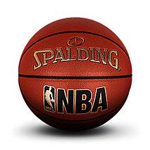 SPALDING官方旗舰店新款JR.NBA室内室外PU篮球74-946y